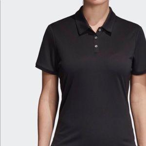 Adidas clima cool golf shirt NWT